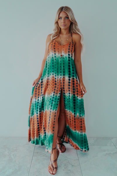 REORDER: Bringing The Sunshine Maxi: Multi