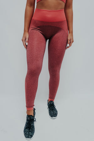 You Got This Pants: Red/Multi
