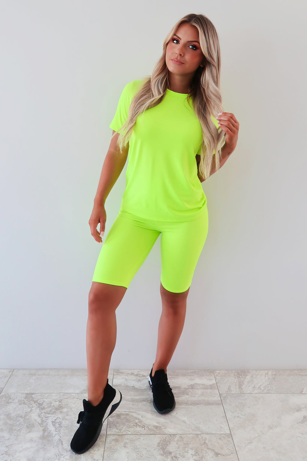 Maybe Later Set: Neon Lime