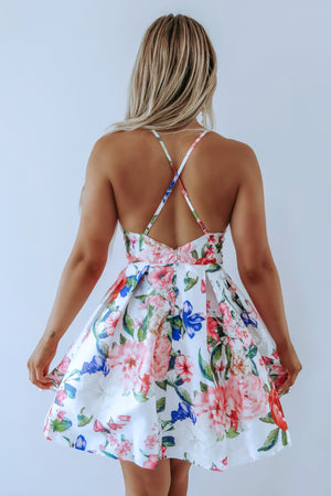 Summer Romance Dress: Multi