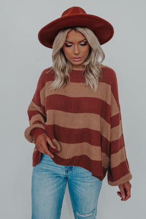 All For Fall Sweater: Multi