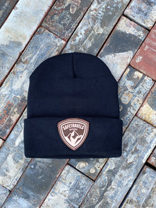 The Badge Beanie