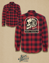 Load image into Gallery viewer, The Tombstone Flannel
