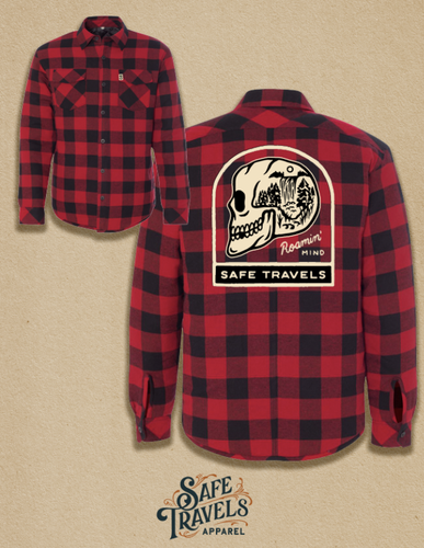 The Tombstone Flannel