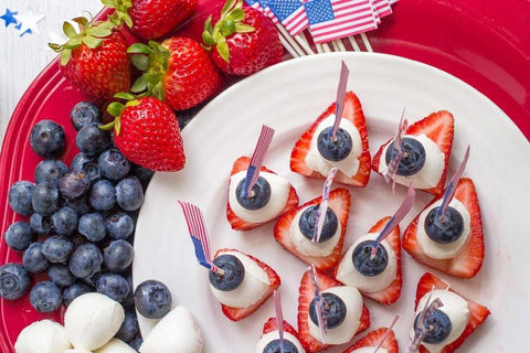 fourth of july fruit skewer recipe