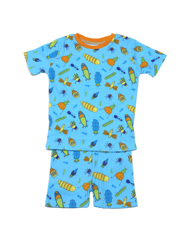 Bug's Life PJ Short Set