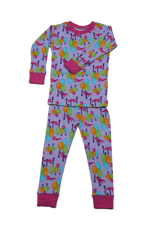 Sly Fox Organic Pajamas