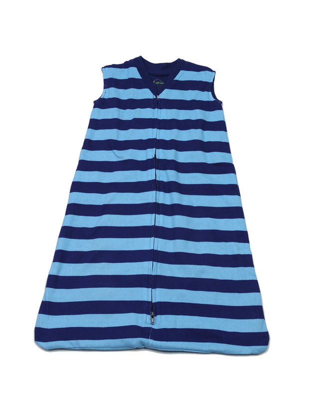 Classic Stripes Organic Wearable Blanket