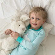 Bunny PERSONALIZED Organic Cotton Pajamas