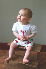 Organic Lobster Baby Short