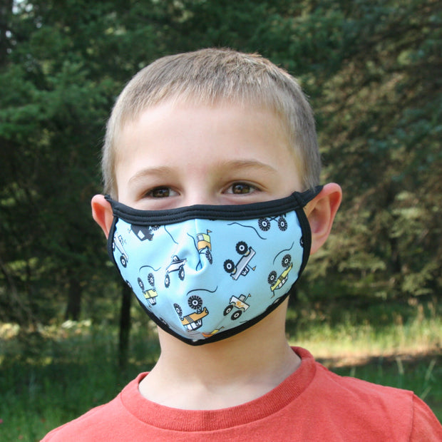 PERSONALIZED Boys Mask Reusable
