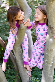 Wise Owls Organic Pajamas