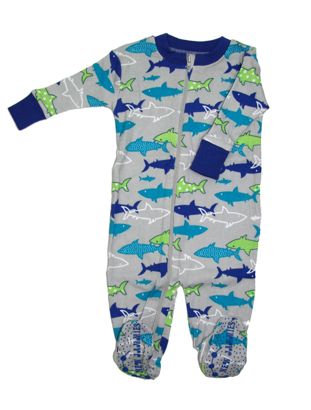 Sharks Organic Footie