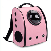 Load image into Gallery viewer, Pet Backpack Carrier Dog Shoulder Reflexivo Space Capsule Shaped Pet Travel Carrying Outside Travel Portable Bag Pet Products