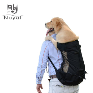 Adjustable and Breathable Pet Backpack Carrier