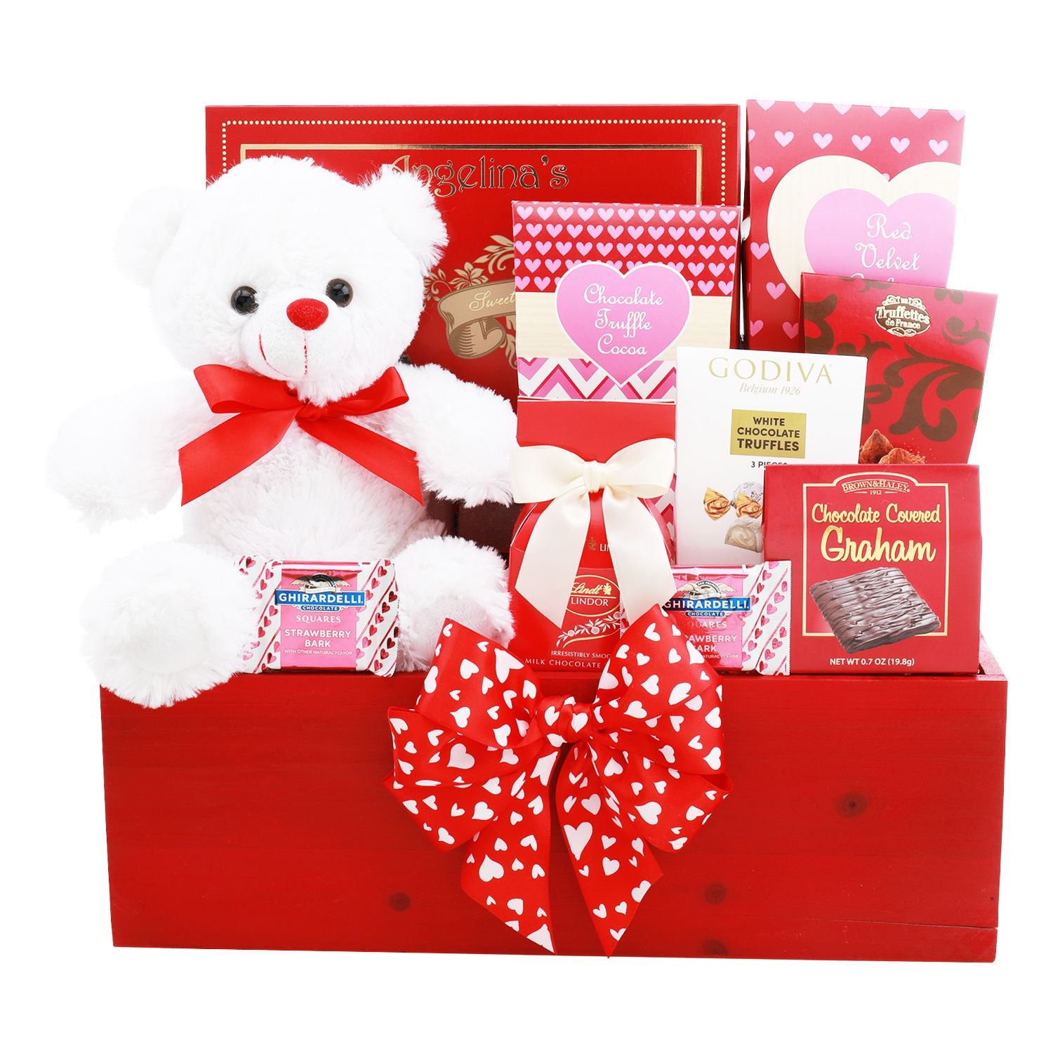 Red Love Gift Box