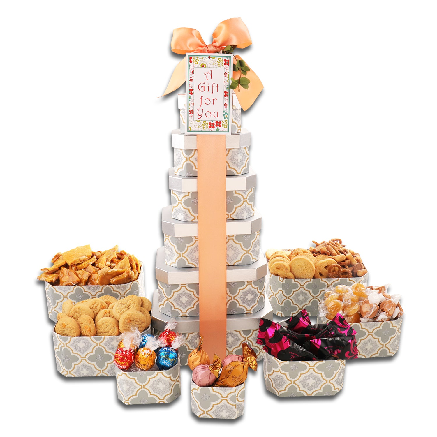 Grateful Gift Tower