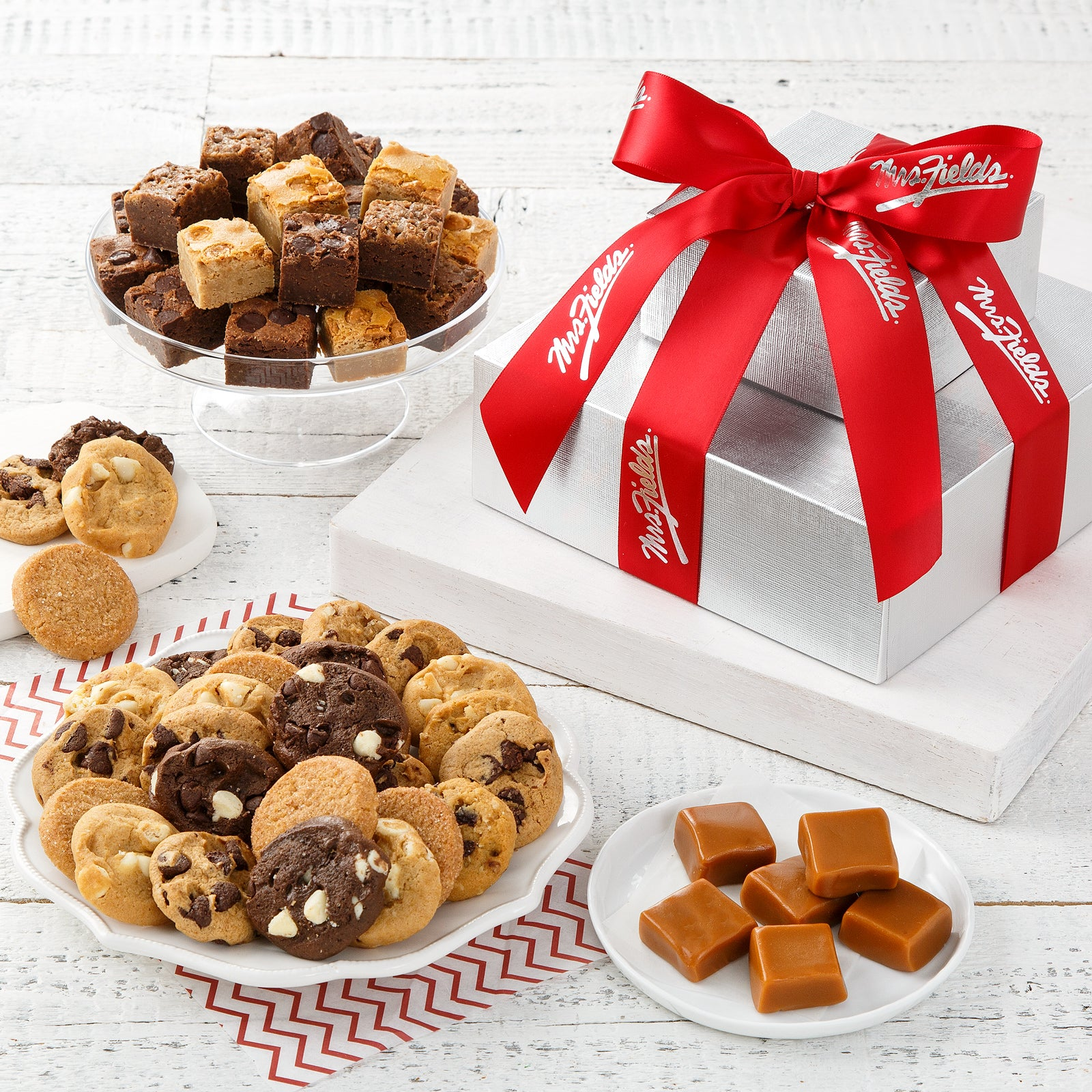 Mrs. Fields Personal Sterling Cookie Bundle