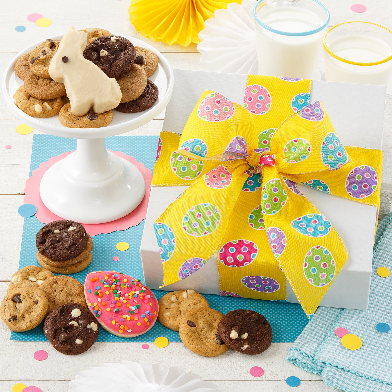 Mrs. Fields Easter Cookie Delight Box