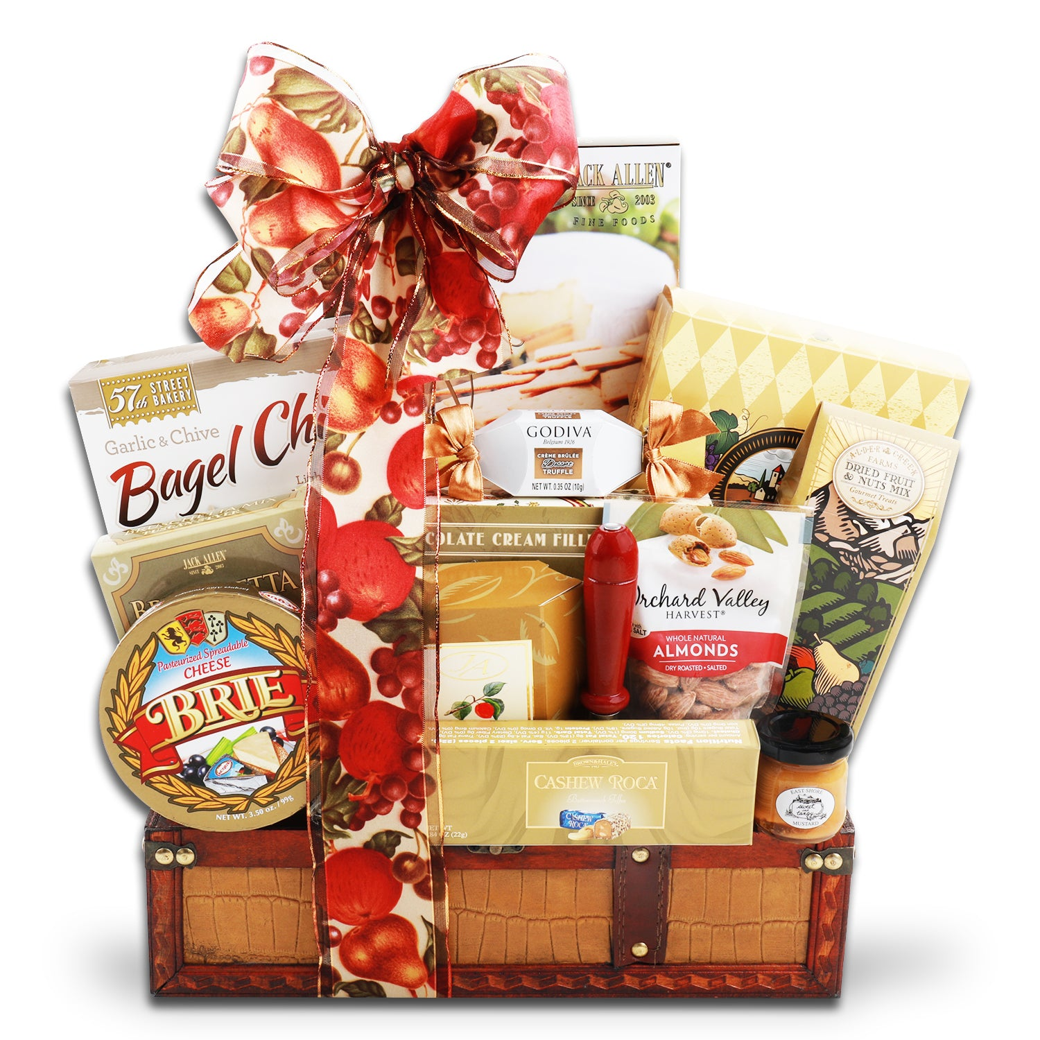 Gourmet Gift Chest