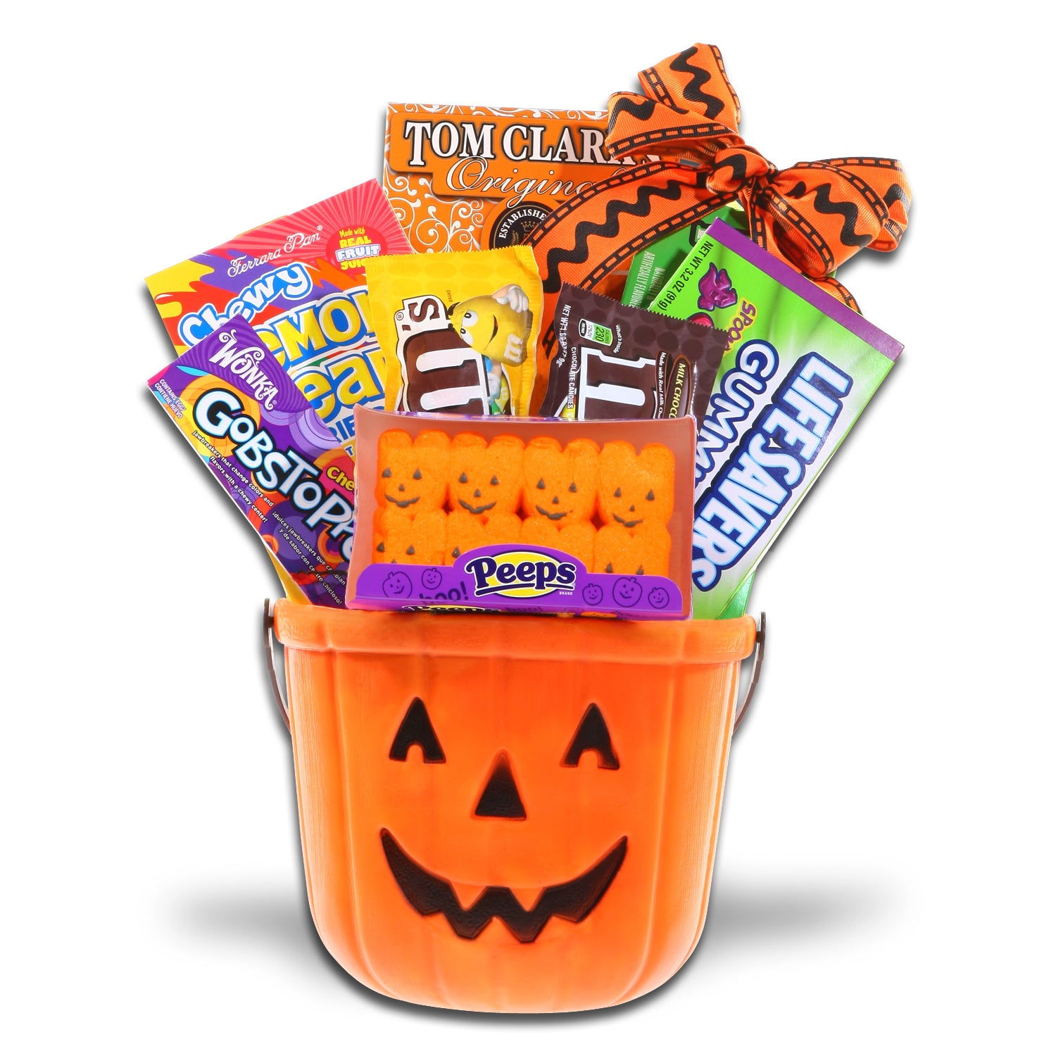 Trick or Treat Bucket of Goodies