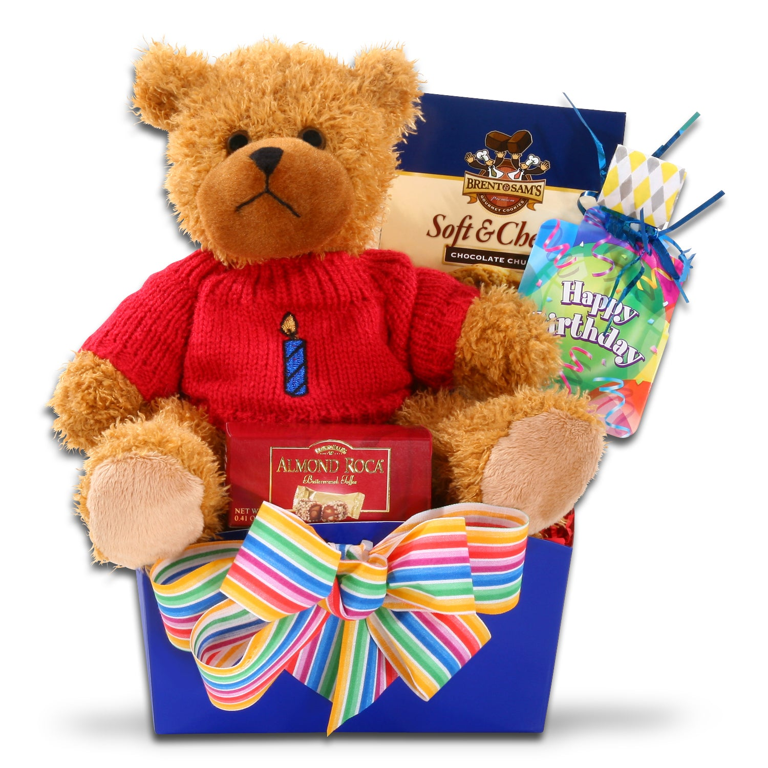 Happy Birthday Gift Basket FG06478