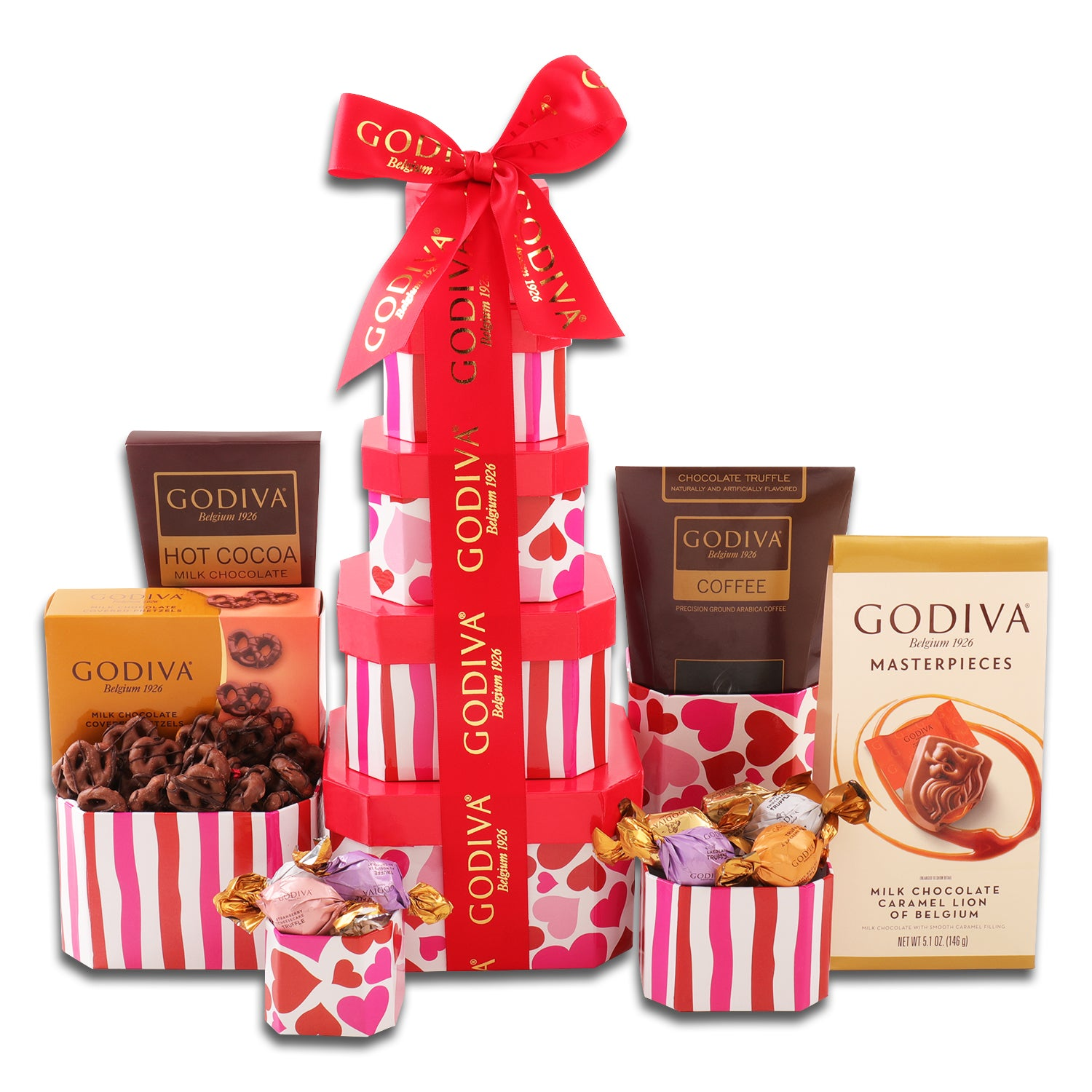 Godiva Chocolate Tower FG07424