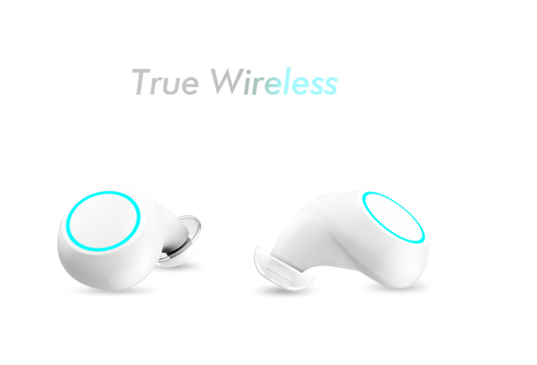 True Wireless Bluetooth Earbuds Waterproof