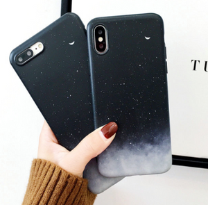 Simple Night Sky iPhone Cases