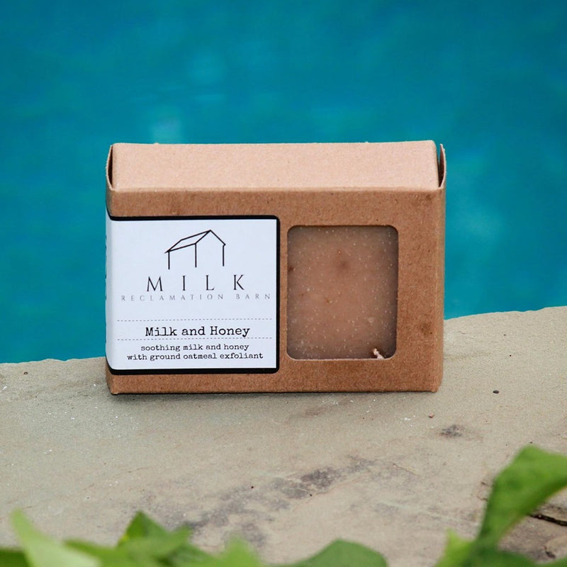 Cold Pressed Soap