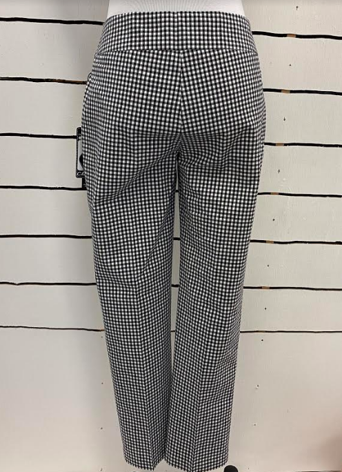 CB Black & White Checkered Pant