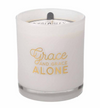 Noteables Candle: Grace Alone