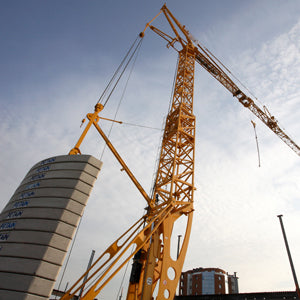 POTAIN IGO T 85 A SELF ERECTING CRANE