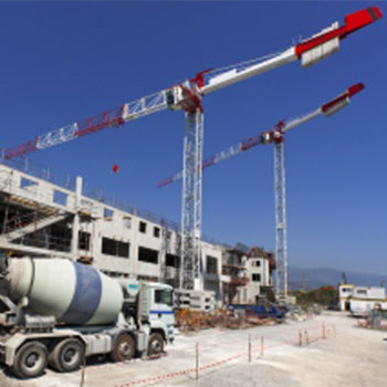 POTAIN MDT 219 TOPLESS CRANE