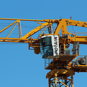 POTAIN MDT 368 TOPLESS CRANE