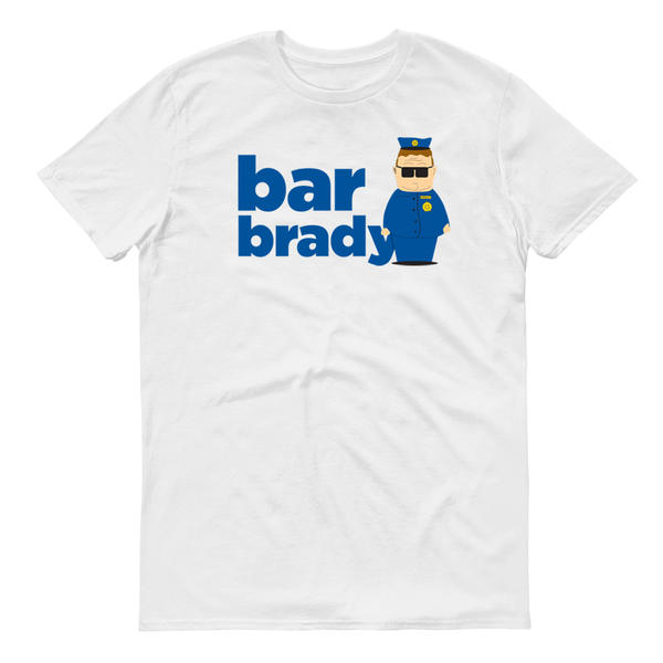 South Park Barbrady Name Adult Short Sleeve T-Shirt