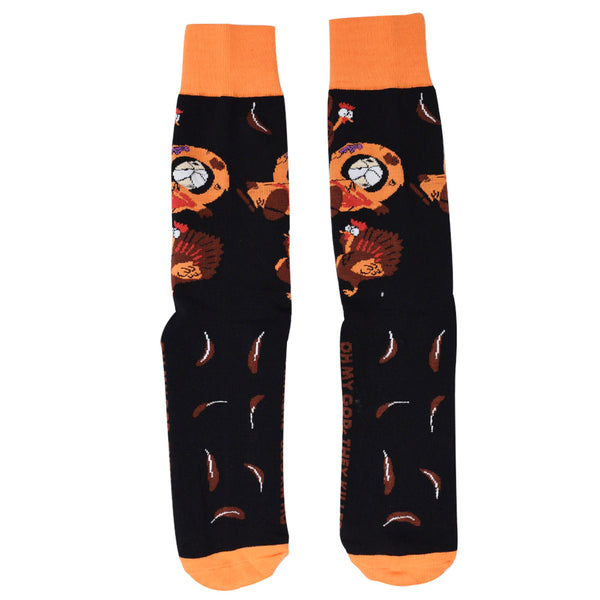 South Park OMG They Killed Kenny Crew Socks