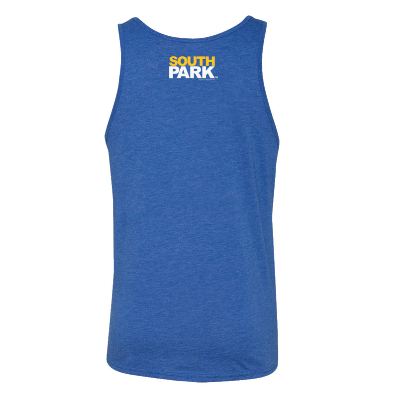 South Park Butters Hung Like a Horse Adult Tank Top