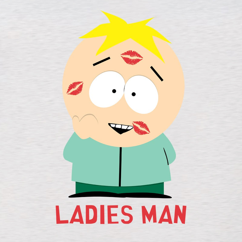South Park Butters Ladies Man Women's Tri-Blend Dolman T-Shirt