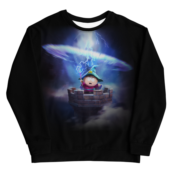 South Park Cartman Grand Wizard Unisex Crew Neck Sweatshirt