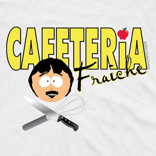 South Park Randy Cafeteria Fraiche Apron - With Pockets