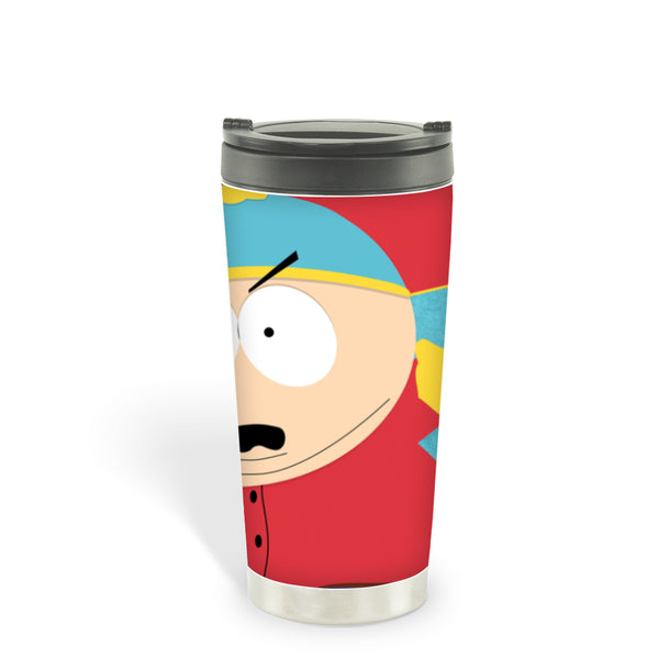 South Park Cartman Breaking My Balls 16oz Stainless Steel Thermal Travel Mug