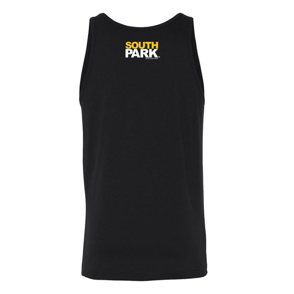 South Park Cartman Respect My Authority Adult Tank Top