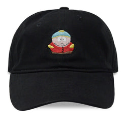 South Park Cartman Embroidered Dad Cap