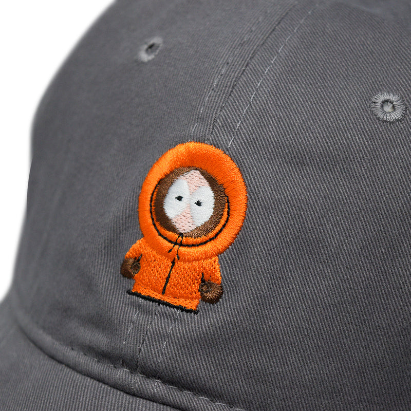 South Park Kenny Embroidered Dad Cap
