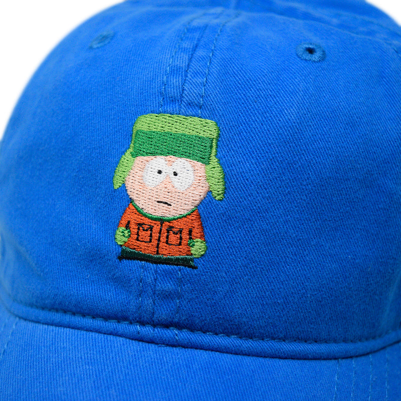 South Park Kyle Embroidered Dad Cap