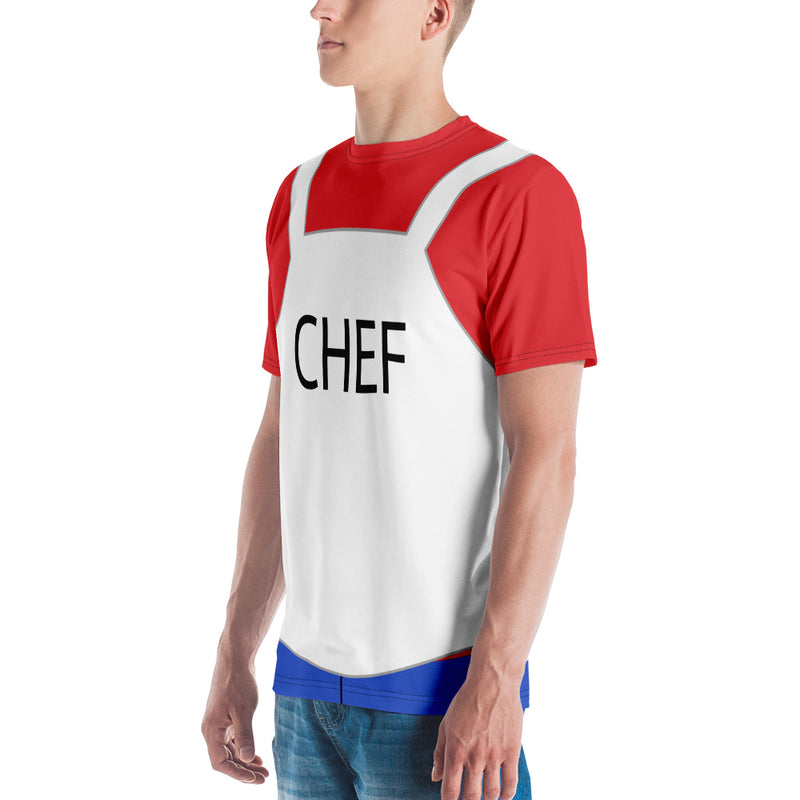 South Park Chef Cosplay Apron Adult All-Over Print Tank Top