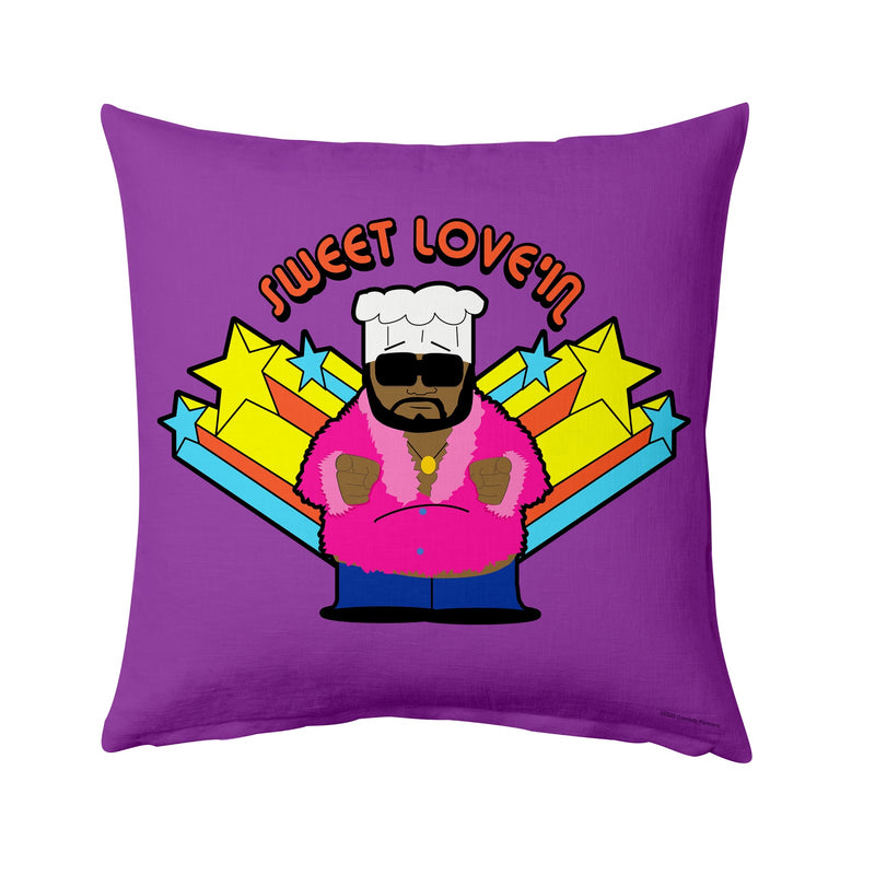 South Park Chef Sweet Love'in Throw Pillow