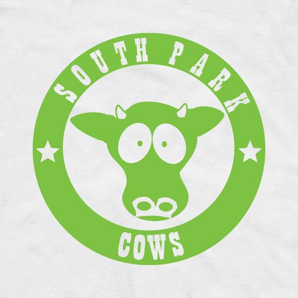 South Park Elementary Cows 3/4 Sleeve Baseball T-Shirt