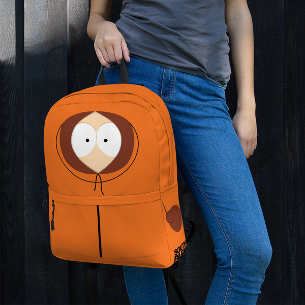 South Park Kenny Big Face Premium Backpack